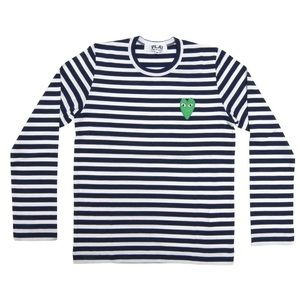COPY - Comme des Garçons striped long sleeve top